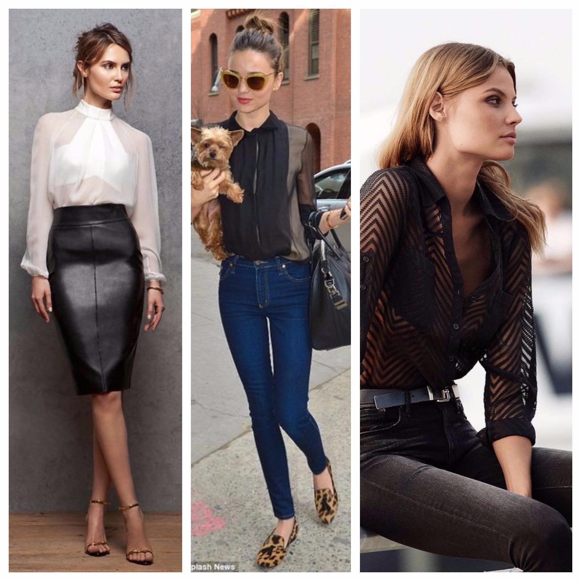 5cb3058e58d Летние блузки 2018 года  модные тенденции