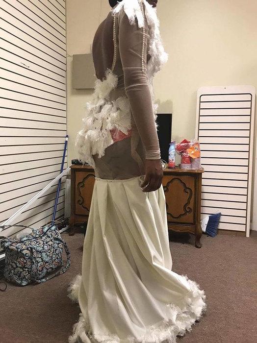 Выпускное платье: ожидание и реальность