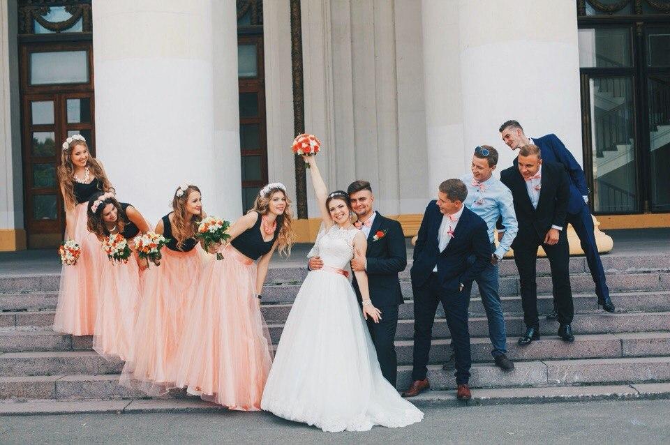 Прежде всего - невеста