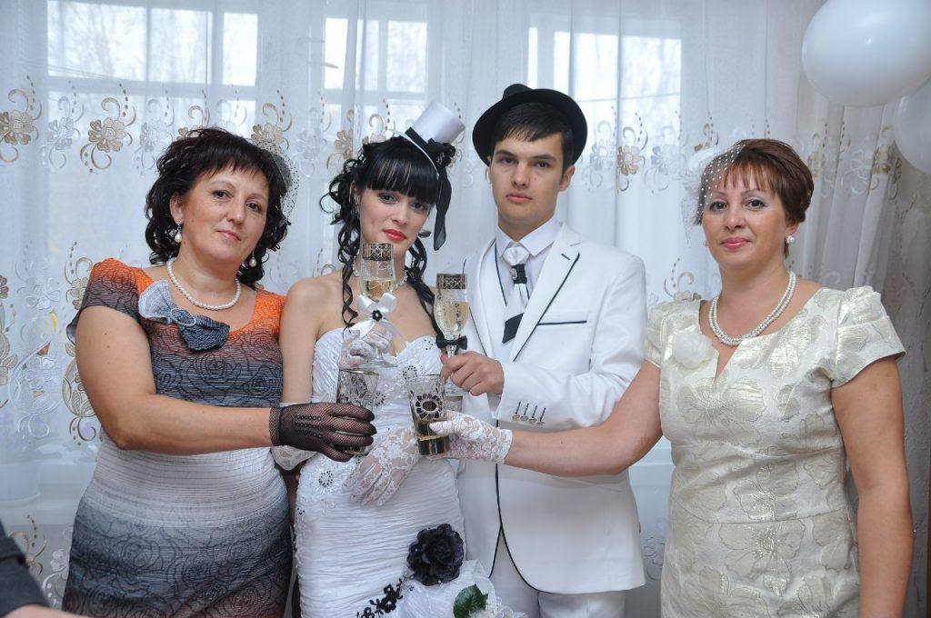 Тематическая свадьба