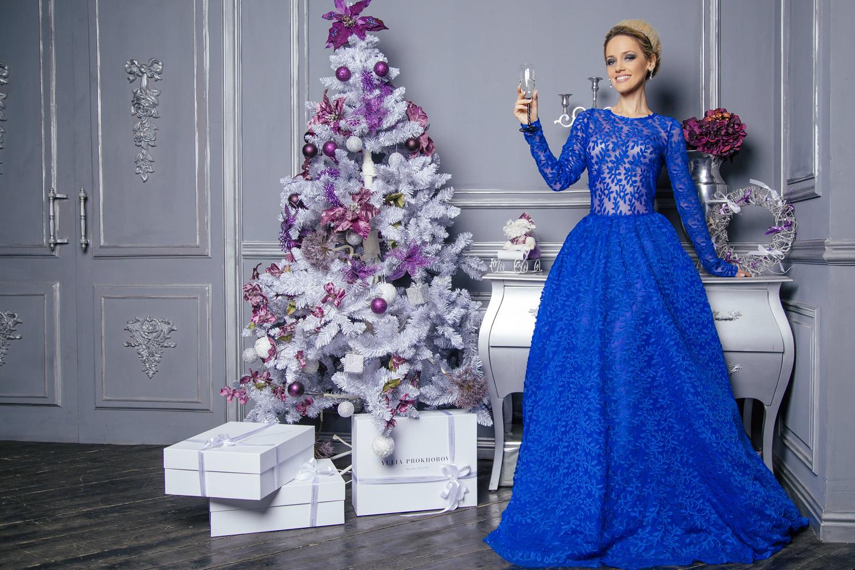 Как заказать платье к новому году